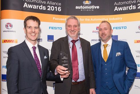 NAA Marketing Award 2016