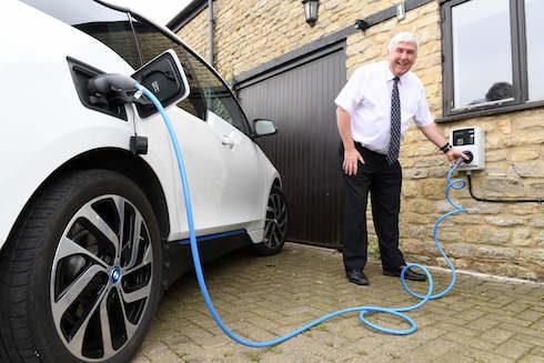 Electric Nation Milton Keynes Smart Charger