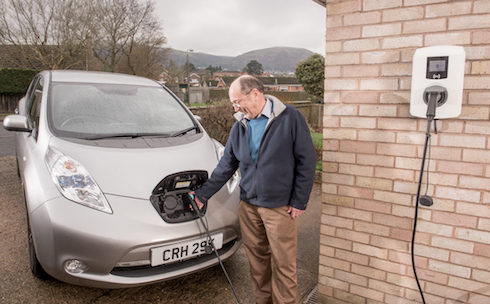 Electric Nation smart charger
