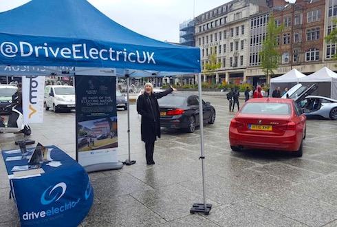Electric Nation Nottingham