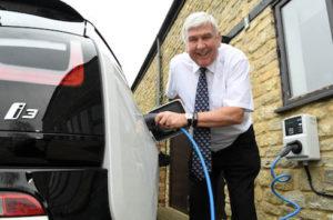 Electric Nation Smart Charger Milton Keynes