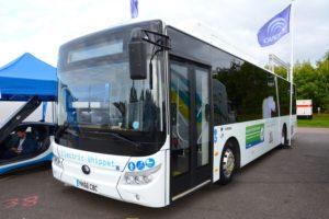 LCV2017 015 Electric Bus