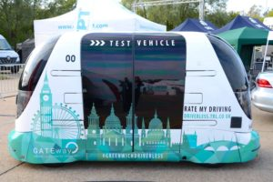 LCV2017 019 Gateway Autonomous Vehicle
