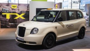 LEVC Electric TX Taxi