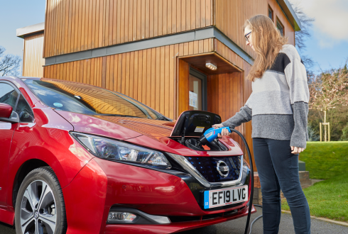 Electric Nation Vehicle to Grid welcomes British Gas